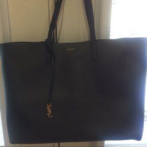 Saint Laurent tote bag (used)